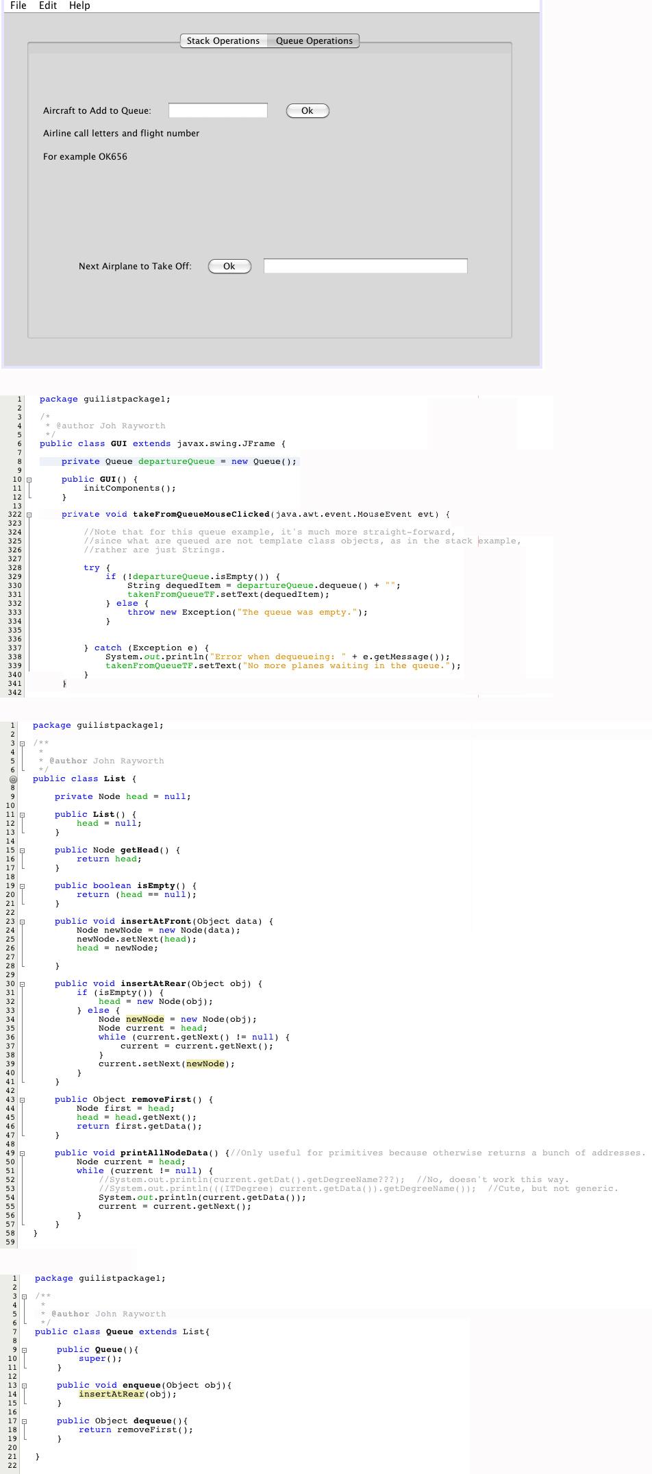 Java Revolution